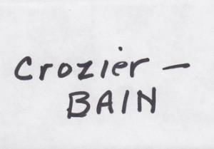 Crozier-Bain